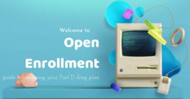 open enrollment image PDP